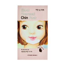 [ETUDE HOUSE] Black Charcoal Chin Pack x 10 sheet / Korean Cosmetics