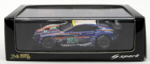 Spark 1/43 Scale Model Car S3772 - Aston Martin Vantage GTE AMR #97 Le Mans 2013