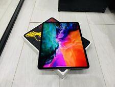 "Apple iPad Pro 4th Gen 12.9"" Inch - 128GB Space Grey WiFi + Cellular 4G Unlocked"