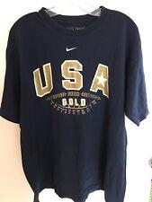 Team USA Nike Basketball 2008 Dream team shirt gold medal olympics LeBron KD L
