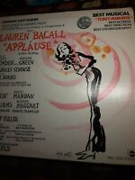 Applause ~  Original Cast Album ABC-OCS-11 ~ Lauren Bacall Excellent Lp USA