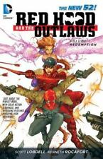 Red Hood and The Outlaws Volume 1 Redemption Trade Paperback DC Comics New 52
