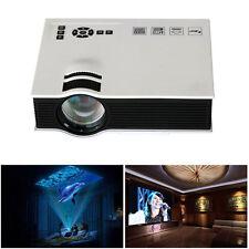 1200lumens LED Mini Home Multimedia Projector 1080P HD HDMI USB Video Tide