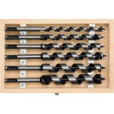 Yato 6 piezas SDS Plus madera auger brocas de taladro set en caja de madera