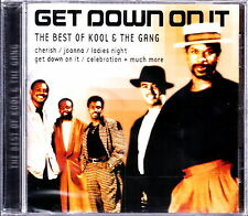 KOOL & THE GANG - The Best Of Get Down On It 1996 CD Nuovo RARO Import SIGILLATO