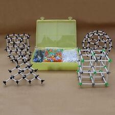Organic Chemistry Scientific Atom Molecular Model Teach Class Kit Set Hoc