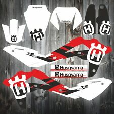 Husqvarna TE 450 08-10 GRAPHICS KIT