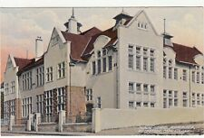 CGH: Postcard, Public School, Roodebloem, Woodstock: Beaufort West, 12 Jan 1909