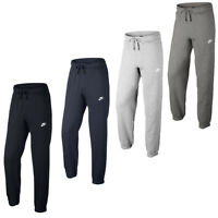 Nike Mens Fleece Joggers Track Pants Sweatpants Jogging Tracksuit Bottoms
