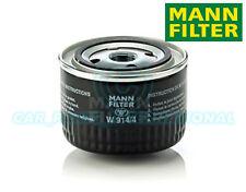 Mann Hummel repuesto de calidad OE Filtro de aceite del motor W 914/4