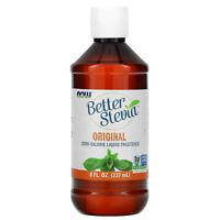 Better Stevia, Zero-Calorie Liquid Sweetener, Original, 8 fl oz (237 ml)