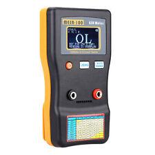 Esr Capacitor Tester Ohm Meter Capacitance Resistance Circuit Teste Handheld