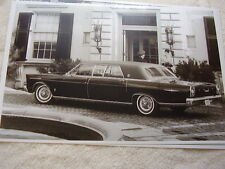 1965 FORD GALAXIE LIMO  HAD TO ONLY ONE OF THESE?   11 X 17  PHOTO   PICTURE