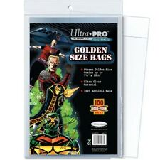 Ultra Pro Comic Series Golden Size Bags x 100