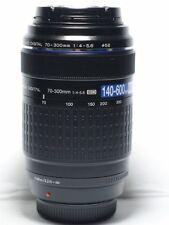 Olympus Zuiko Digital 70-300mm = 140-600mm Lens for E400  E450 E520 E600 E620