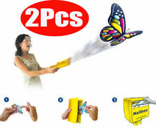 2X GREETING CARD MAGIC! Exclusive Flying Butterfly works with ALL GREETING CARD