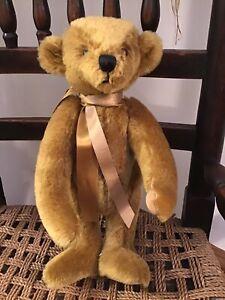 Deans Collector Club Teddy