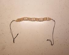 Bone Choker Necklace/Surfer 367Elephant2909 Jewelry Carved Elephant Cattle