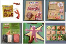 Plasticine Make My Own Mini Morph Set - Art Craft Creative Children Kids Fun