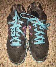 NEW BALANCE W3090 Ionix  Minimus Women US 7 Gray Athletic Running Shoes