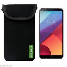 Komodo LG G6 Neoprene Mobile Phone Pouch Pocket Cover Case Protection Sock ///