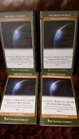 The Great Courses Einstein's Relativity and the Quantum Revolution  4 DVDs
