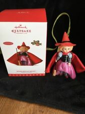 Wizard Oz Wicked Witch East Madame Alexander Hallmark Members Exclusive Ornament