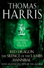 Hannibal Lecter Trilogy By Thomas Harris