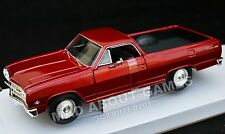 CHEVROLET EL CAMINO 1965 1:25  Diecast Metal Car Model Miniature Die Cast Cars