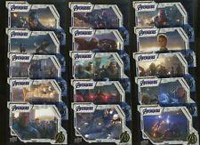 Lot Of (20) 2020 Upper Deck Marvel Avengers Endgame