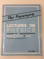 The Feynman Lectures on Physics Volume 1: Feynman - Leighton - Sands