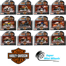 Maisto Motorcycles 1:18 Harley-Davidson Custom - Your Choice - Update 07/31/2020