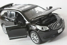 Diecast buick Leon coldwell Leila off-road SUV 1:32 MODEL four open the door car