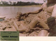 RUGGERO DEODATO CANNIBAL HOLOCAUST 1980 VINTAGE PHOTO ORIGINAL #16