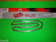 """NEW REPLACEMENT 14"""" BAR & CHAIN FITS ECHO CHAINSAWS 3/8  52 LINK 14PKU50SSR OEM"""