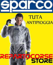 Combinaison Pluie Karting Sparco T-1 Rally TXS