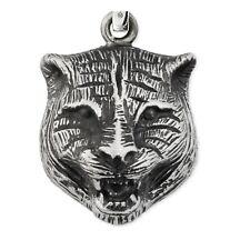 Gucci YBG455278001 Feline Silver 16mm Charm Jewelry