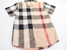 Burberry top C KBS MINI CAMBER Classic check Size
