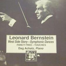 Leonard Bernstein(CD Album)West Side Story/Symphonic Dances-Musical Her-New