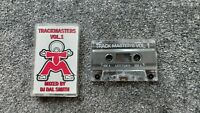 Trackmasters Vol1,DJ DAL Smith Underground Garage Music cassette,Tape,Rare,House