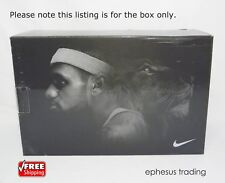 NIKE LeBron Air Max Soldier V TB White Navy Size 10 US  454141-104 Box Only