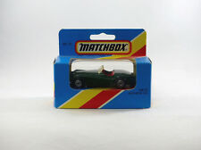 Matchbox Superfast MB22 Jaguar XK120  Neuf/boîte (#T6E)