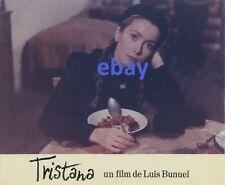 Catherine Deneuve - Tristana - Luis Bunuel - Photo couleur vintage