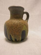 Steuler 486/10 Vase Studiokeramik Heiner Balzar german pottery design 80s 80er