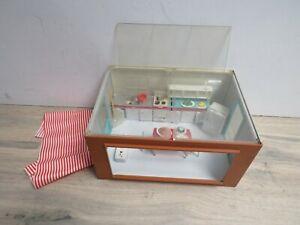 Vintage 1960s Triang Jennys Home Doll's House Kitchen Set Room Bundle