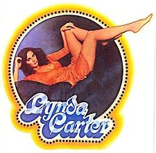 Original 1977 Lynda Carter Wonder Woman Iron On Transfer