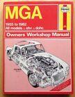 1955 1956 1957 1958 1959 1960 19611962 MGA 1500 1600 MKII TWIN CAM REPAIR MANUAL