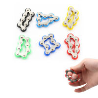 One-handed Finger Decompression Toys Tri-Spinner Fidget Toy For Autism ADHD