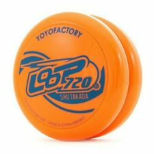 Yo-yo loop 720 Japan Ver. Yo-yo factory with a beginner's DVD orange 51.5g