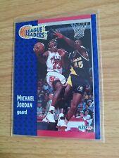 Michael Jordan 1991-92 Fleer  #220